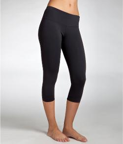 Hard Tail - Flat Waist Capri Yoga Pants