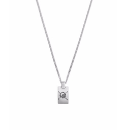 Gucci  - Ghost Sterling Silver Necklace
