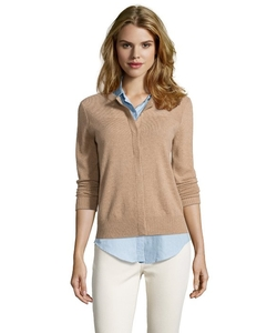 Magaschoni - Concealed Button Down Cardigan