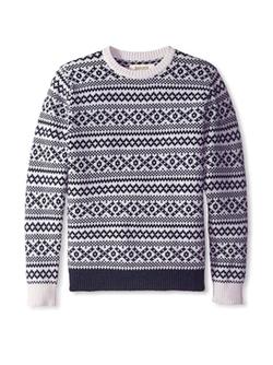 Barque - Fancy Jacquard Sweater