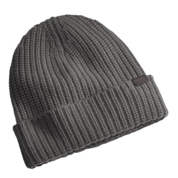 Coach - Ribbed Knit Beanie Hat