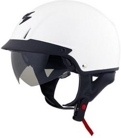 Scorpion - Scorpion Exo-C110 Helmet - Large/white