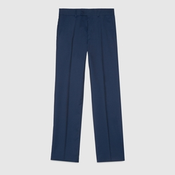 Gucci - Fine Twill Tailored Pants