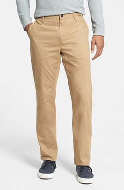 Hurley - Dri-Fit Straight Leg Chino Pants