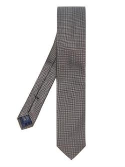 MATHIEU JEROME - Natte weave silk tie