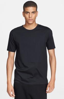 Alexander Wang  - Laser Cut Graphic T-Shirt