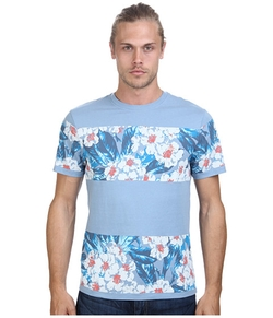 Original Penguin - Block Floral Tee