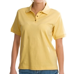 UltraClub  - Egyptian Cotton Interlock Polo Shirt