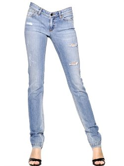 Dolce & Gabbana - Stretch Cotton Denim Jeans