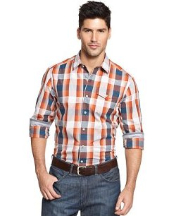 Tommy Bahama - Cliff House Plaid Shirt