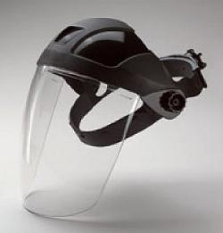 ERB - Chemical Splash Safety Mask Face Shield