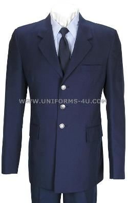 The Salute Uniform - Usaf Enlisted Male Service Dress Coat