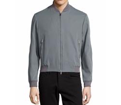 Costume National  - Zip-Front Bomber Jacket