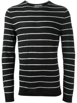 Neil Barrett  - Striped Sweater