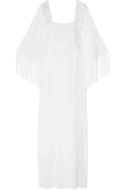 Miguelina - Chelsea Cotton-Gauze Maxi Dress