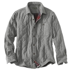 Orvis - Quilted Shirt Jacket