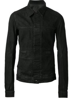 Rick Owens Drkshdw -  Denim Worker Jacket