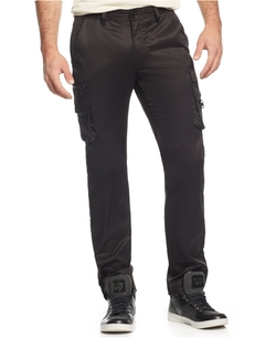 Guess - Guess Chintz Twill Cargo Pants