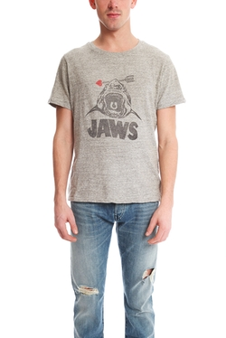 Remi Relief - Twist Recycle Jaws Tee Shirt