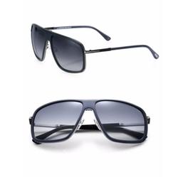Tom Ford Eyewear  -  Quentin Navigator Sunglasses