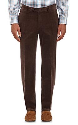 Ermenegildo Zegna - Corduroy Trousers