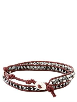 Colana  - Leather Wrap Bracelet