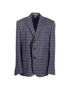 Hardy Amies - Checked Blazer