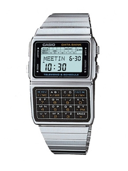 Casio - Vintage Telememo Calculator Watch