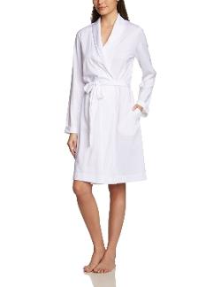 Hanro - Soft Cotton Jersey Robe