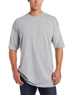 Russell Athletic - Solid Cotton Crew Neck Tee