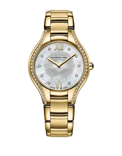 Raymond Weil - Noemia Goldtone Watch