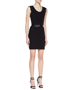 La Pina - Dominique Sleeveless Cutout Back Dress