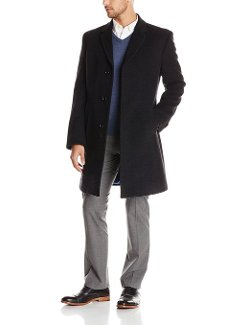 Tommy Hilfiger - Barnes Single-Breasted Walker Coat