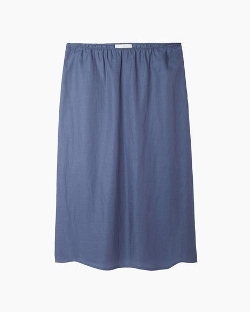 La Garçonne Moderne  - Cupro Slip Skirt