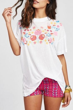 Wildfox - Floral Tee