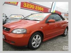 Holden - Astra Convertible