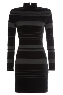 Balmain  - Turtleneck Dress