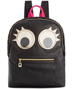 Betsey Johnson  - Googly Moogly Backpack