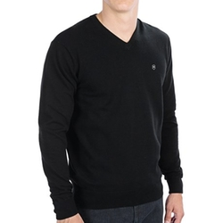 Victorinox Swiss Army  - Risch Cotton V-Neck Sweater