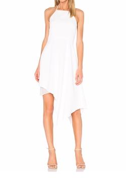 Alice + Olivia - Bennie Asymmetric Dress