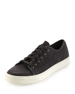 Vince - Austin Leather Low-Top Sneakers