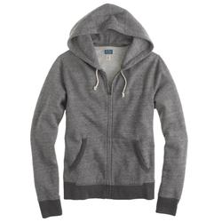 J. Crew - Full-Zip Hoodie Jacket