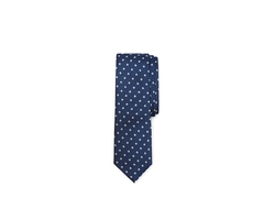 Vince Camuto - Vaccaro Neat Silk And Polyester Tie