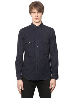 Burberry Brit  - Light Cotton Denim Shirt
