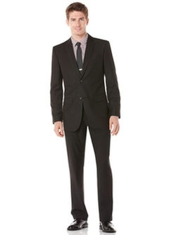 Perry Ellis - Regular Fit Solid Suit