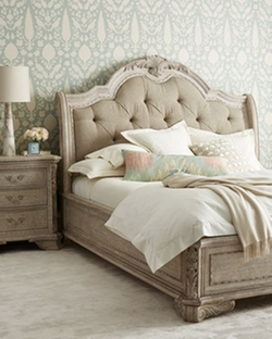 Camilla  - King Bed Set