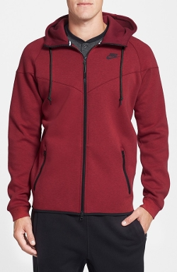Nike - Water Repellent Tech Fleece Windrunner Jacket