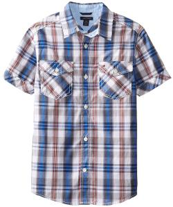 Tommy Hilfiger  - Boys 8-20 Short Sleeve Nelson