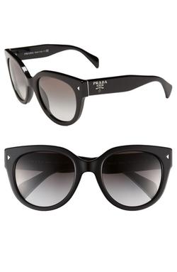 Prada  - 54mm Cat Eye Sunglasses