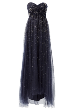 Marchesa Notte - Starry Night Gown